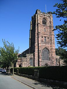 Widnes St Mary's