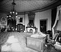 Yellow Oval Room 1886