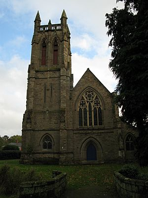 Bromsgrove All Saints Church
