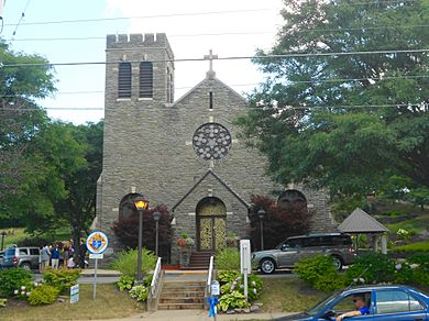Clarks Summit Roman Catholic church