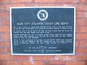 Dade City ACL Railroad Depot3