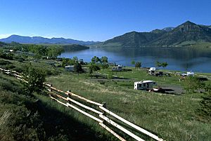 Holter Lake