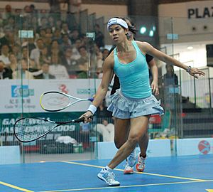 Nicol David Hong Kong 2