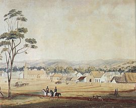 Adelaide North Tce 1839