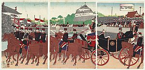 Imperial Japanese carriage 19thcentury