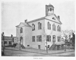 Roxbury Massachusetts Town Hall