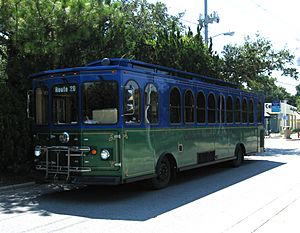 Okaloosa Trolley