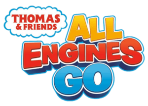 Thomas & Friends; All Engines Go! logo.png