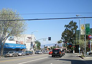 Village of Sherman Oaks - Van Nuys Blvd. at Ventura