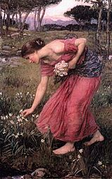 Waterhouse, JW - Narcissus (1912)