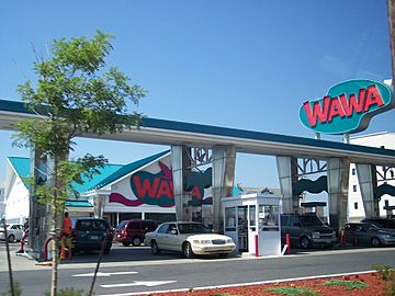 Wawa in Wildwood, New Jersey