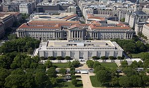 Aerial view of National Museum of American History.jpg
