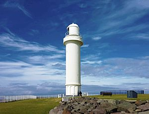 Flagstaff Point Lighthouse, Wollongong, New South Wales