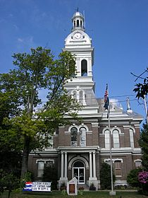 Jessamine County Kentucky Courthouse