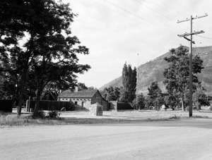 Mormon Station in 1958