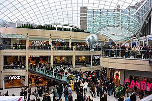 Trinity Leeds opening day (Taken by Flickr user 21st March 2013) 002