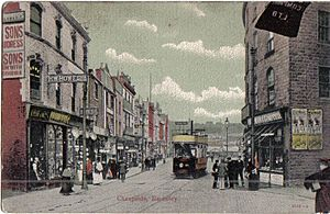 Barnsley, Cheapside