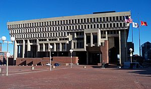 Boston City Hall 5