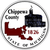 Logo of Chippewa County, Michigan
