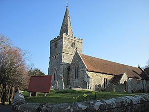 Church of St Peter, Shorwell.JPG