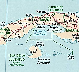 Isle of Youth (Cuba)