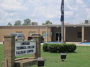 Louisiana Technical College, Tallulah campus IMG 0216