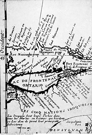 Upper Canada and the Iroquois Confederacy