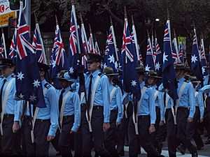 ANZAC Day Parade 2013 in Sydney - 8680129302