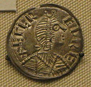 Alfred the Great silver coin