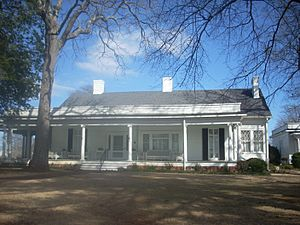 Hagood-Mauldin House, 104 N. Lewis St., (Pickens, South Carolina)