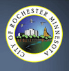 Official seal of Rochester, Minnesota