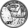 Official seal of Salisbury, Massachusetts