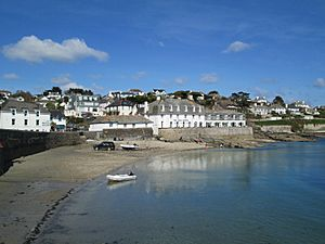 St Mawes Harbour April 2016
