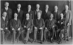 United Cabinet, 1928