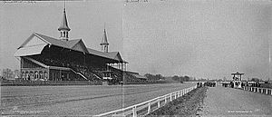 Churchill Downs 1901