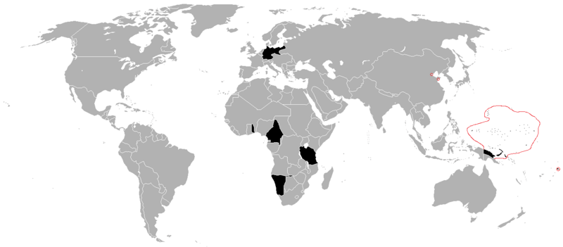 German colonial