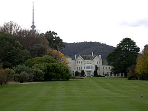 Government House Canberra