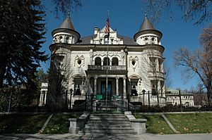 Kearns Mansion Salt Lake City