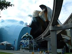Monorail in EMP