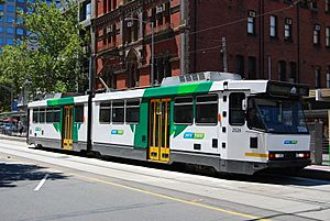 B22026 New Yarra Trams Livery