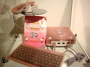 Hello Kitty Dreamcast