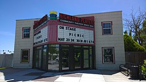 The Richland Players Theater