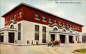 Union Station, Houston, Texas