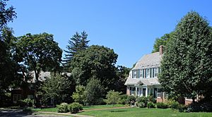 West Hill Historic District in West Hartford 2
