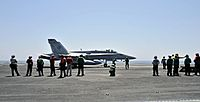 FA-18C Fighter Iraq Airstrikes August 7 2014