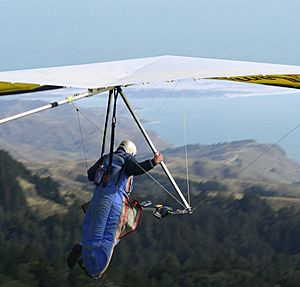 Hang gliding Facts for Kids
