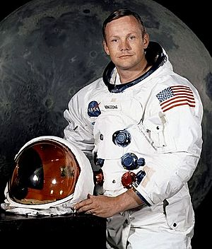 Neil Armstrong official