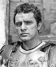 Richard Burton - The Robe
