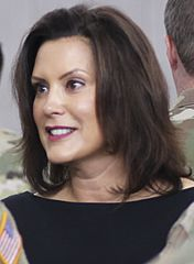 Governor Gretchen Whitmer (cropped)