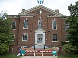 Islip Town Hall in June 2012